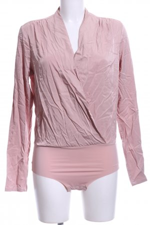 Gestuz Bodysuit Blouse rose-gold-coloured casual look