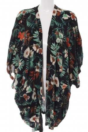 Gestuz Kimono floral pattern casual look