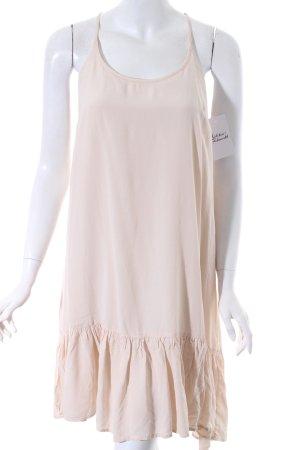 Gestuz Kleid nude Boho-Look