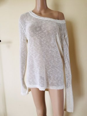 gestuz linen sweater 38