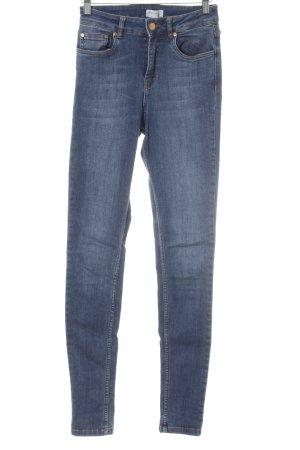 Gestuz Skinny Jeans blau-himmelblau Casual-Look