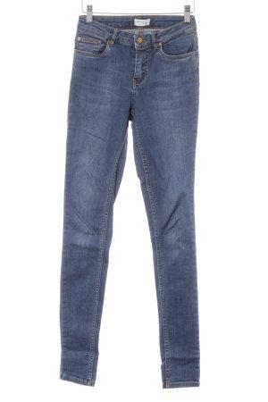 Gestuz Skinny Jeans kornblumenblau Casual-Look