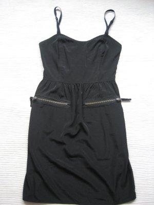 gestuz sommerkleid kleid neu gr. xs 34 schwarz