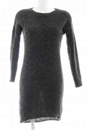 Gestuz Strickkleid anthrazit Casual-Look