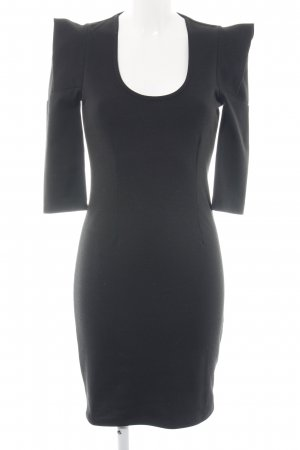 Gestuz Sweat Dress black business style