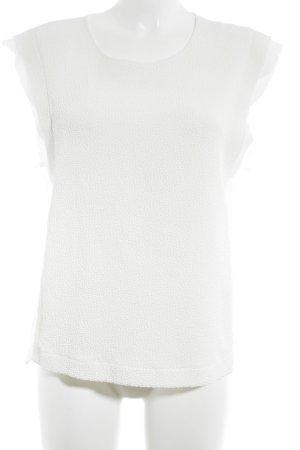 Gestuz T-Shirt wollweiß-weiß Elegant