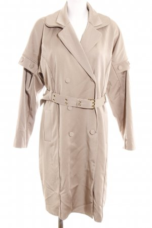 Gestuz Trenchcoat beige Casual-Look
