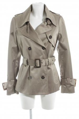 Gestuz Trenchcoat sandbraun Business-Look