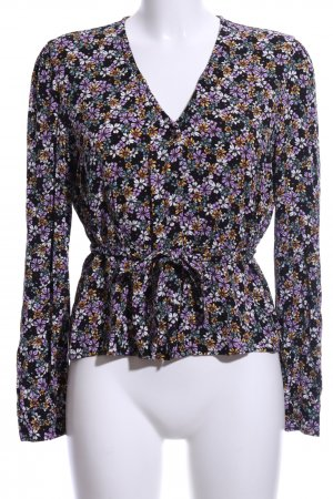 Gestuz Wraparound Blouse floral pattern casual look