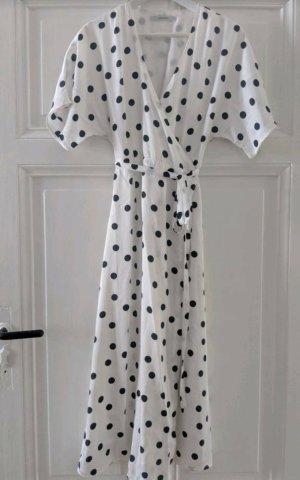 Gestuz Wrap Dress Elsie Polka Dots 36 Neu