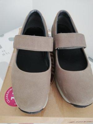 MBT Comfort Sandals grey brown