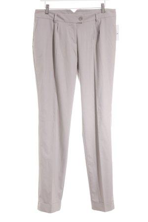 get it on Pantalon à pinces gris clair style d'affaires