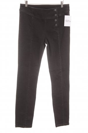 get it on Stretch Jeans schwarz Casual-Look