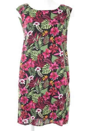 get it on Trägerkleid florales Muster Romantik-Look