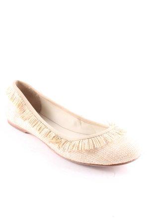 Get-u Ballerinas beige-creme Casual-Look