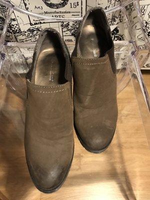 Getragene Graceland Stiefeletten 38 Schuhe braun