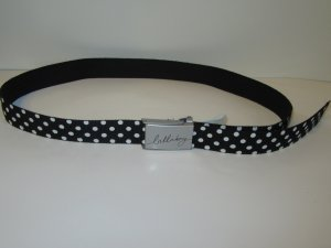 Billabong Belt white-black
