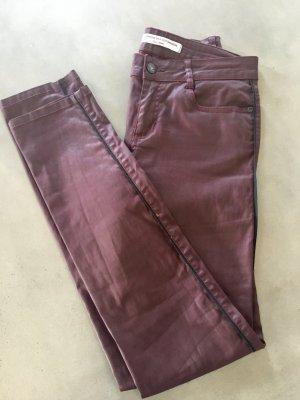 Gewachste Slim-Fit Jeans , COMPTOIR DES COTONNIERS, Gr. 36