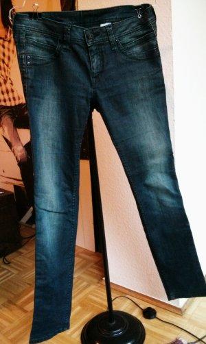 gewaschene dark denim jeans von Pepe Jeans