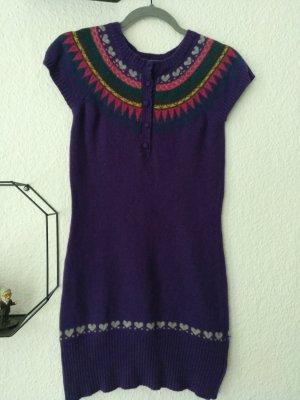 Only Abito maglione multicolore