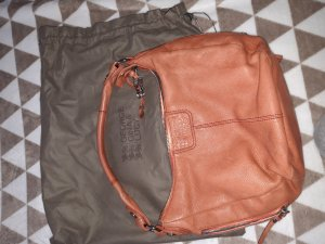 George Gina & Lucy Carry Bag cognac-coloured-dark orange