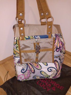 George Gina & Lucy Shopper multicolored