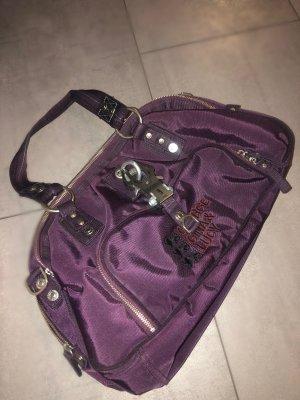 George Gina & Lucy Handbag dark violet