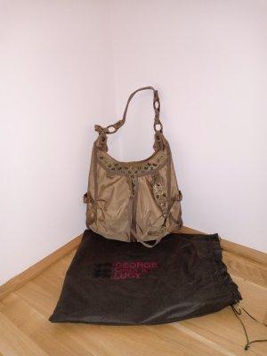 George Gina & Lucy Handbag bronze-colored-khaki