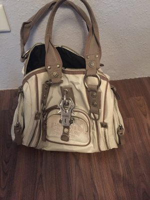 George Gina & Lucy Bolso blanco-beige
