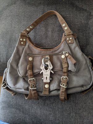 George Gina & Lucy Bolso gris oscuro