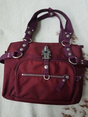 GGL lila Handtasche sehr guter Zustand