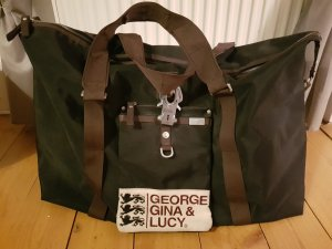 George Gina & Lucy Travel Bag black-brown