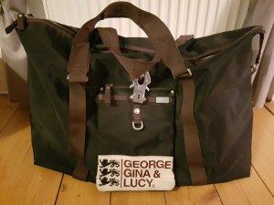 George Gina & Lucy Bolso de viaje negro-marrón