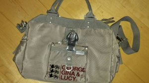 George Gina & Lucy Carry Bag light brown