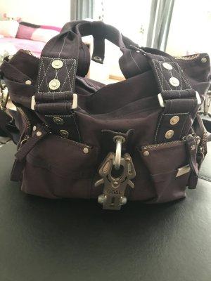 GGL Tasche Typ 6ix in dunkel lila