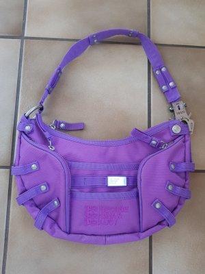 George Gina & Lucy Handbag lilac nylon