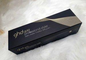 GHD Accesorios para el cabello negro-color oro