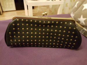 GHD Clutch black-gold-colored