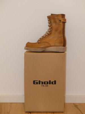 Ghold 78.38 Combat Schnürer Boots Gr. 37