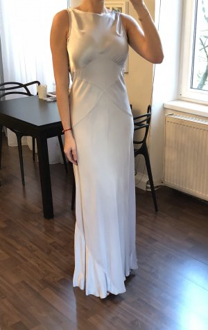 Ghost Tailor Dress in Silbergrau Gr. 38