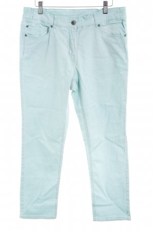 Giada High Waist Jeans mint casual look