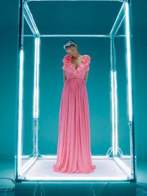 Giambattista Valli x H&M exklusiv Kleid Ausverkauft Größe Europa 38