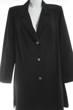 Giameo Long-Blazer schwarz Elegant