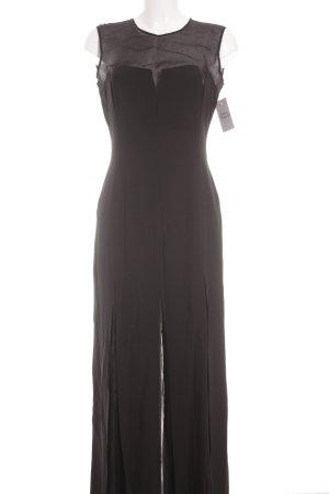 Gianfranco Ferré Abendkleid schwarz Elegant