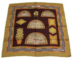 Gianfranco Ferré Silk Cloth multicolored silk