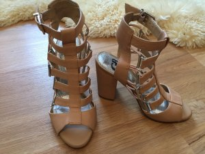 Gianni Bini High-Heeled Sandals nude