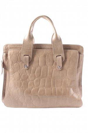 Gianni chiarini Businesstasche sandbraun Business-Look