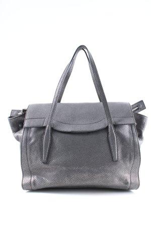 Gianni chiarini Bolso barrel gris claro look casual