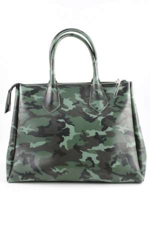 Gianni chiarini Carry Bag camouflage pattern military look