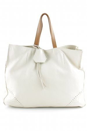 Gianni chiarini Carry Bag cream-beige casual look